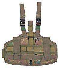 Desert Camo Gun Right Handed Drop Leg Holster BB Airsoft Pistol Handgun 25772