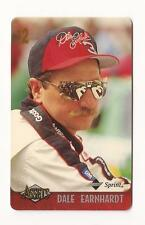 Dale Earnhardt Classic Assets $2 Sprint Phone Card 1996 #6