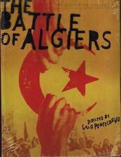 battle of algiers 2 dvd gillo pontecarvo   criterion collection  SEALED/NEW