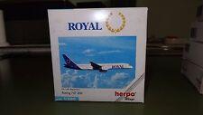 Herpa Wings 1:500 503792 Royal Aviations Boeing 757-200