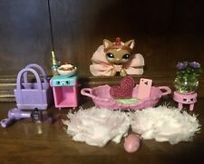 Authentic Littlest Pet Shop #1170 Gorgeous Siamese Cat~apple🍎 iPhone🐾