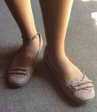 Nine West Baby Pink ballet Shoe Size 6