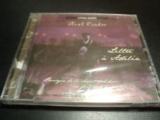 "CD (LIVRE-AUDIO) NEUF ""LETTRE A ADELIA"" Arol PINDER"