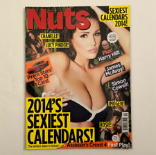 NUTS MAGAZINE | OCTOBER 2013 | LUCY PINDER | IMOGEN | CHANELLE | ROSIE | RARE