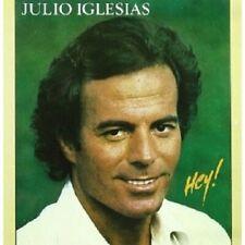 "JULIO IGLESIAS ""HEY!"" CD NEW!"