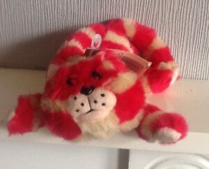 """Tagged Novelty Shaped 10"""" Bagpuss Pencil Case"""