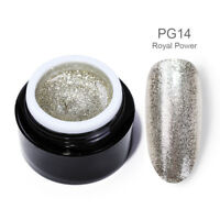BORN PRETTY 5ml Glitter Painting UV Gel Polish Micro-carving Soak Off Nail Gel