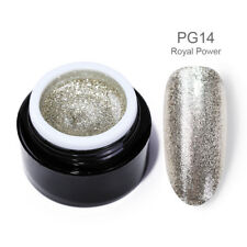BORN PRETTY 2 In 1 Glitter Painting UV Gel Polish 3D Micro-carving Soak Off PG14