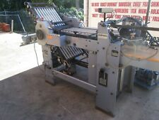 Stahl Folder T49 Very Clean Machine