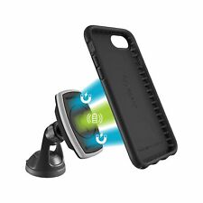 Speck Presidio Mount + MagicMount Pro Charge iPhone 8 Black