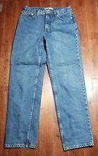 Womens Tommy Hilfiger Jeans Size 10 Classic Blue Denim Pants A2207
