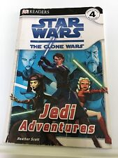 DK Readers L4: Star Wars: The Clone Wars: Jedi Adventures Beecroft, Simon