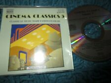 Cinema Classics 5 (Classical Music Made Famous In Films) Various Naxos CD Album
