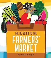We're Going to the Farmers' Market-ExLibrary