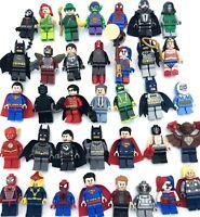 LEGO SUPERHERO GRAB BAG RANDOM PICK MINIFIGURES MARVEL HERO FIGS $4.25 EACH