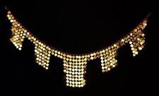 Bauchkette  für orientalischen Tanz und als Hüftgürtel, aus Ägypten