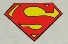 """LASER DIE CUT Glossy Vinyl Emblem FOR MEGO 8"""" Supergirl Figure SELF STICK Decal!"""