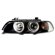 Fits BMW 5 Touring E39 9/2000 On Hella Headlamp Headlight Halogen Left