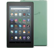 AMAZON Fire 7 Tablet (2019) - 16 GB Sage Green - Currys
