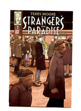 Strangers in Paradise #1 (2018) Abstract Studio NM/NM-