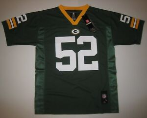 Boy's Clay Matthews Green Bay Packers Jersey NFL Large-XL New NWT MSRP $60