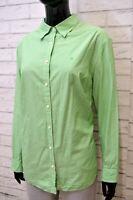 RALPH LAUREN Camicia Donna Taglia XL Maglia Manica Lunga Shirt Woman Causal