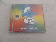 THE SMURFS - Happy Smurf - 1996 UK 4-track CD single