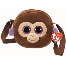Ty Beanie Babies Ty Gear 95102 Coconut the Monkey Boo Shoulder Bag