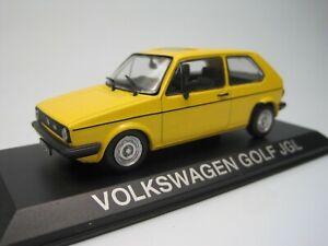 Legendary Cars Volkswagen VW Golf MKI JGL - IXO de Agostini 1/43 Cochesaescala