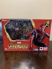 S.H. Figuarts Avengers Infinity War Iron Spider w/ Tamashii Stage