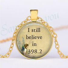 Necklace, Fairy, Fantasy Jewellery Uk Fast I Still Believe In 398.2 Pendant &