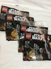 Lego Star Wars 30276 fuerzas especiales de primer orden Bolsa De Polietileno Nuevo