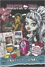 Monster High Party Journal: With Fill-in Pages and High-Voltage Party Tips! (Mon