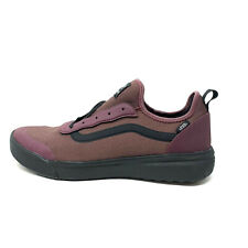 Vans UltraRange AC Catawba Grape Black Maroon Purple Men's 13 Skate Shoes New