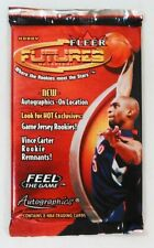 2000-01 Fleer Futures NBA Basketball Trading Cards Sealed Hobby Pack