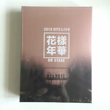 BTS OFFICIAL Live On Stage Concert DVD HYYH 2015 In the Mood For Love + POSTER