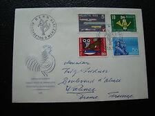 SUISSE - enveloppe 1er jour 9/3/1959 (cy73) switzerland