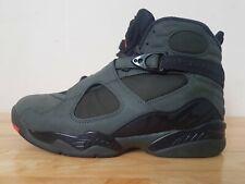 7225bec6e72 Nike Air Jordan 8 Retro Take Flight Mens Basketball Shoes Trainers UK 8