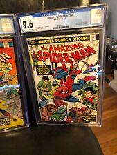 Amazing Spider-Man #140, CGC NM+ 9.6, Unique Italian Import Stamp