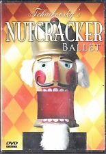 THE NUTCRACKER BALLET Tchaikovsky's CHRISTMAS theater dance/music COLOR new dvd