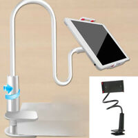 Desk Table Desktop Phone Arm Stand Holder For IPhone Android Smartphone Tablet
