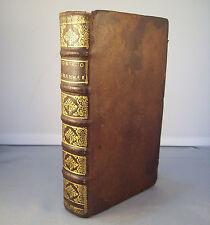 FRANCOIS SOBRINO / GRAMMAIRE NOUVELLE ESPAGNOLLE ET FRANCOISE / 1732 FOPPENS