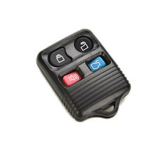 Remote Key Replacement Shell Keyless Entry FOB Case 4 Button Pad For Ford JB