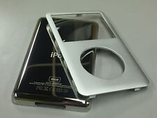 New iPod 6th 6.5 7th Gen Classic Silver Front Faceplate 80GB Back Cover Housing