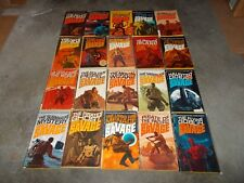DOC SAVAGE ACTION SERIES~KENNETH ROBESON~COMPLETE COLLECTION~ALL 182 STORIES