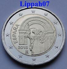 Spanje speciale 2 euro 2018 Santiago de Compostela UNC