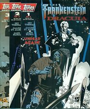 Frankenstein Dracula War #1 2 3 By Thomas Mignola Covers Complete Set NM/M 1995