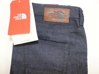 NWT $85 THE NORTH FACE Size 8R Women's Black Slim Fit TUNGSTED Denim Pant