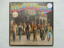 "LP 33T MOLLY HATCHET ""No guts...no glory"" Coloured LP - neuf et emballé §"
