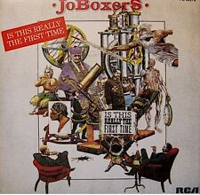 ++JOBOXERS is this really the first time/two weeks notice SP 1985 RCA EX++